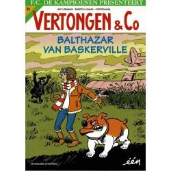 Vertongen & Co - 024 Balthazar van Baskerville - eerste druk 2018