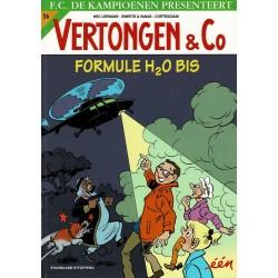 Vertongen & Co - 026 Formule H2O bis - eerste druk 2019