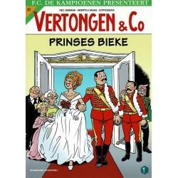 Vertongen & Co - 031 Prinses Bieke - eerste druk 2020