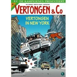 Vertongen & Co - 032 Vertongen in New York - eerste druk 2020