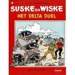 Suske en Wiske - 197 Het Delta duel
