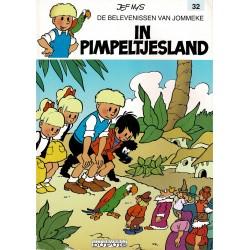 Jommeke - 032 In Pimpeltjesland