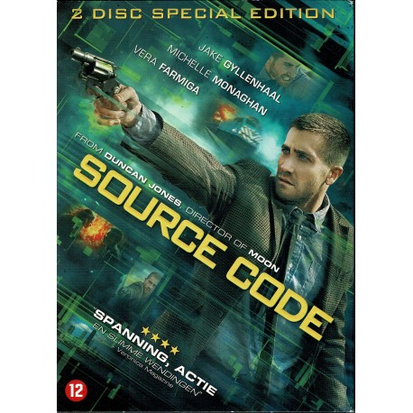 Source Code - 2 disc special edition