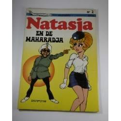 Natasja - 02 Natasja en de Maharadja