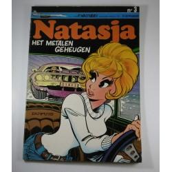 Natasja - 03 Het metalen geheugen