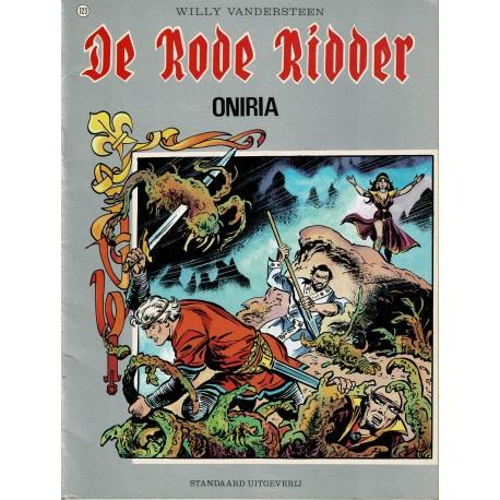 De Rode Ridder - 123 Oniria