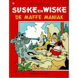 Suske en Wiske - 166 De maffe maniak - eerste druk