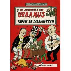 Urbanus - 007 Tegen de Dikkenekken