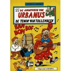 Urbanus - 011 De tenor van Tollembeek