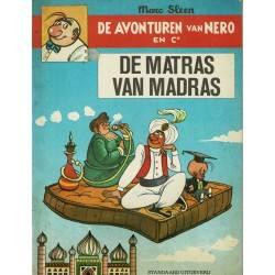 Nero - 008 De matras van Madras - eerste druk van heruitgave