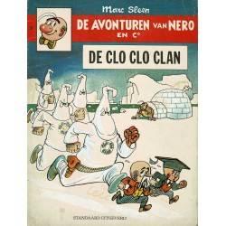 Nero - 053 De clo clo clan - eerste druk