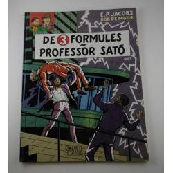 Blake en Mortimer - 12 De 3 formules van professor Sato, deel 2 - eerste druk
