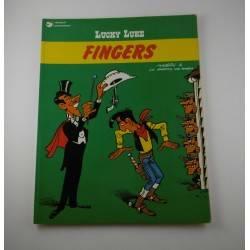 Lucky Luke - 23 Fingers - eerste druk