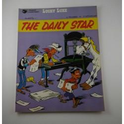 Lucky Luke - 24 The Daily Star - eerste druk