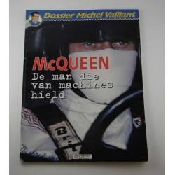 Dossier Michel Vaillant - 03 McQueen - De man die van machines hield