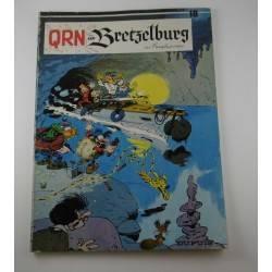 Robbedoes en Kwabbernoot - 18 QRN op Bretzelburg - herdruk