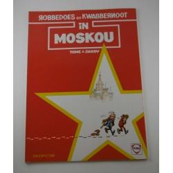 Robbedoes en Kwabbernoot - 42 Robbedoes en Kwabbernoot in Moskou - herdruk