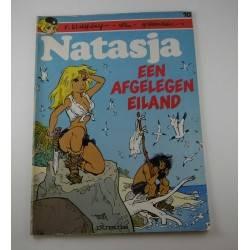 Natasja - 10 Een afgelegen eiland - eerste druk
