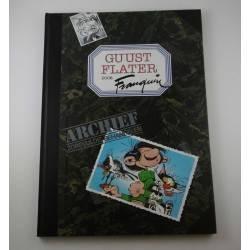 Guust Flater door Franquin - hardcover