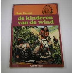 De Indianen-reeks - 02 De kinderen van de wind - herdruk