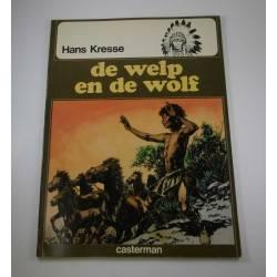 De Indianen-reeks - 06 De welp en de wolf - eerste druk