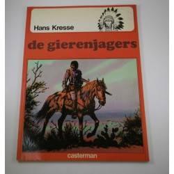 De Indianen-reeks - 07 De gierenjagers - eerste druk