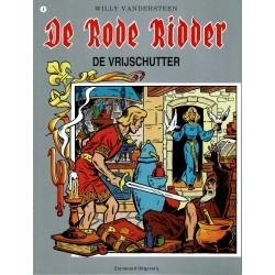 De Rode Ridder - 005 De vrijschutter - herdruk in kleur