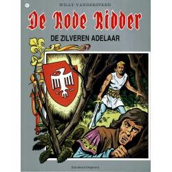 De Rode Ridder - 011 De zilveren adelaar - herdruk in kleur