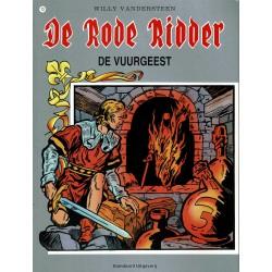 De Rode Ridder - 013 De vuurgeest - herdruk in kleur