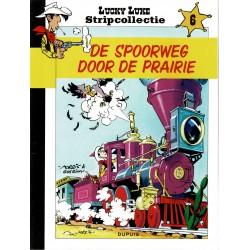 HLN Lucky Luke Stripcollectie - 06 De spoorweg door de prairie
