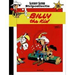 HLN Lucky Luke Stripcollectie - 14 Billy the Kid