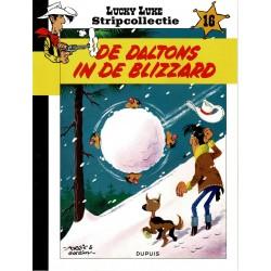 HLN Lucky Luke Stripcollectie - 16 De Daltons in de blizzard