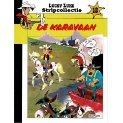 HLN Lucky Luke Stripcollectie - 18 De karavaan