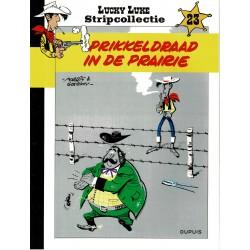 HLN Lucky Luke Stripcollectie - 23 Prikkeldraad in de prairie