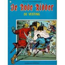 De Rode Ridder - 097 De vesting - eerste druk