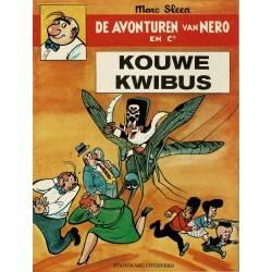 Nero - 009 Kouwe Kwibus - eerste druk van een heruitgave