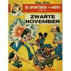 Nero - 032 Zwarte November - eerste druk