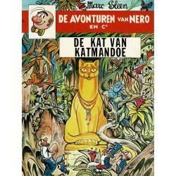 Nero - 059 De kat van Katmandoe - eerste druk