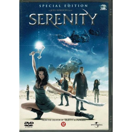 Serenity - special edition