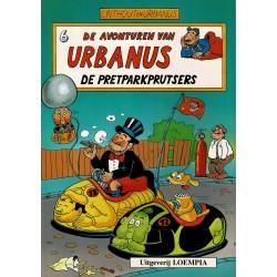Urbanus - 006 De pretparkprutsers