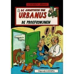 Urbanus - 008 De proefkonijnen