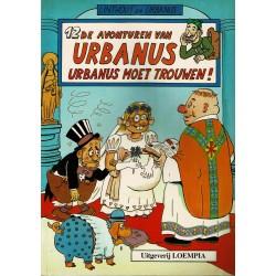 Urbanus - 012 Urbanus moet trouwen - eerste druk