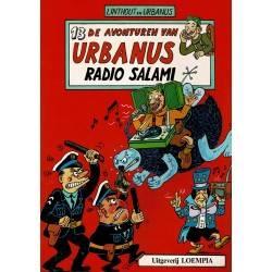Urbanus - 013 Radio Salami