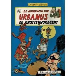 Urbanus - 016 De krottenwijkagent - eerste druk