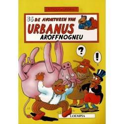 Urbanus - 036 Aroffnogneu - eerste druk