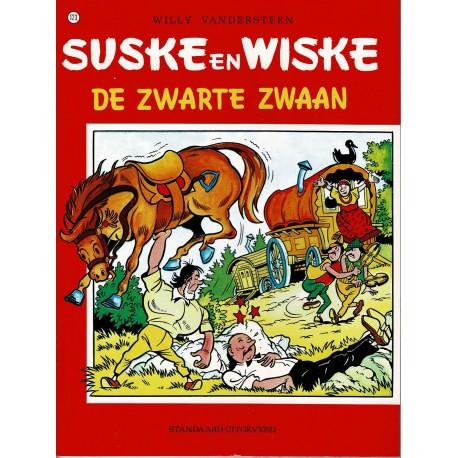 Suske en Wiske - 123 De Zwarte Zwaan