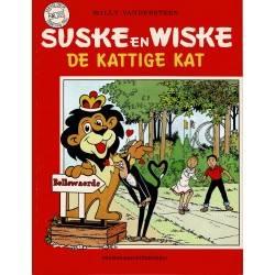 Suske en Wiske - 205 De kattige kat - eerste druk