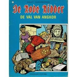 De Rode Ridder - 007 De val van Angkor