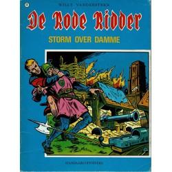 De Rode Ridder - 010 Storm over Damme - herdruk in zwart-wit