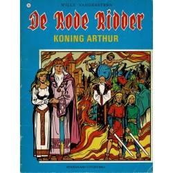 De Rode Ridder - 019 Koning Arthur - herdruk in zwart-wit
